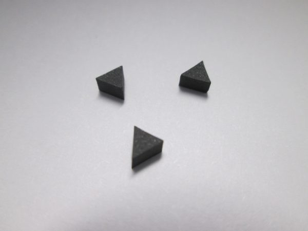 Poly-Tips Triangles set.  3 Tips/set