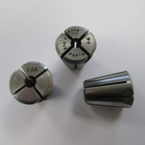 MYFORD Internal Spindle Collets to suit GS6582 Slow Spindle