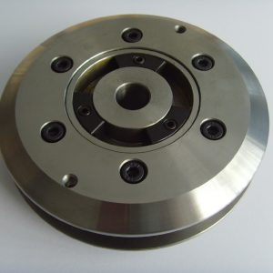 MG12 Wheel Flange Complete  12″ Wheel Dia