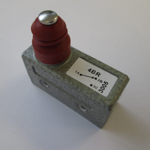 BURGESS 4BR Micro Switch – MYFORD MG12 Series