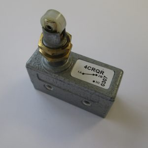 BURGESS 4CRQR Micro Switch – MYFORD MG12 Series