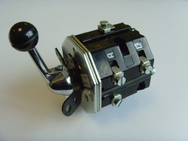MYFORD MG12-HA/HM/HP/HPT/HPM Workhead Control Switch