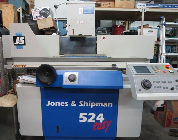 JONES & SHIPMAN TechMaster 524 Easy  2008
