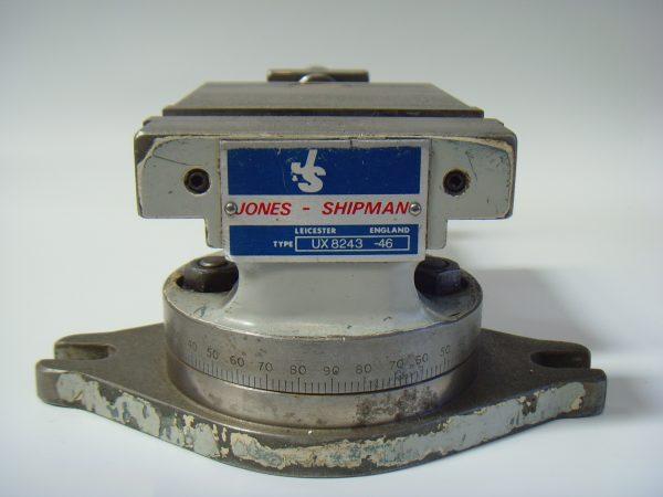 JONES & SHIPMAN UX 8243-46 Swivelling 4″ Tool Vice