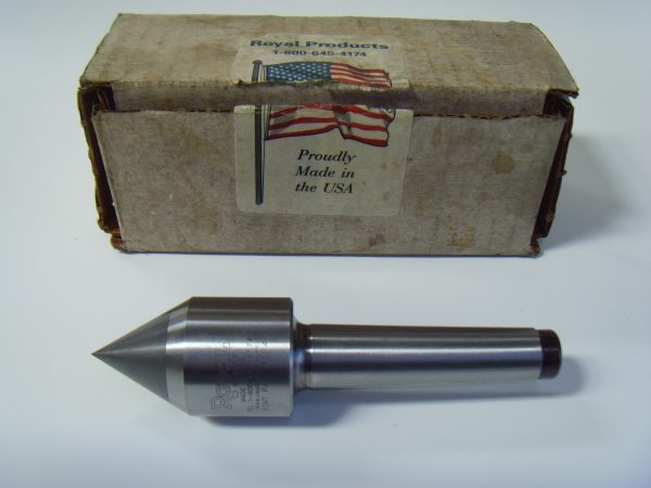 ROYAL Products  No2 M.T. Carbide Tipped Centre