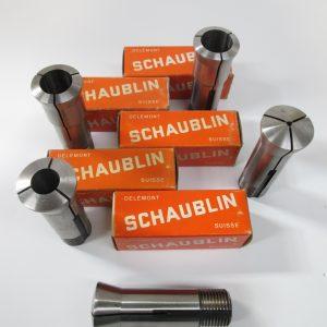 SCHAUBLIN Type W-20  Collets