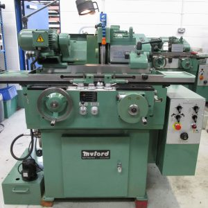 MYFORD MG12-HM Hydraulic Cylindrical Grinder 1984