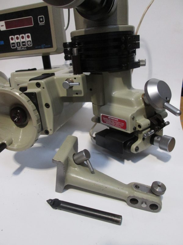 OPTIDRESS E Wheel Forming Attachment Metric