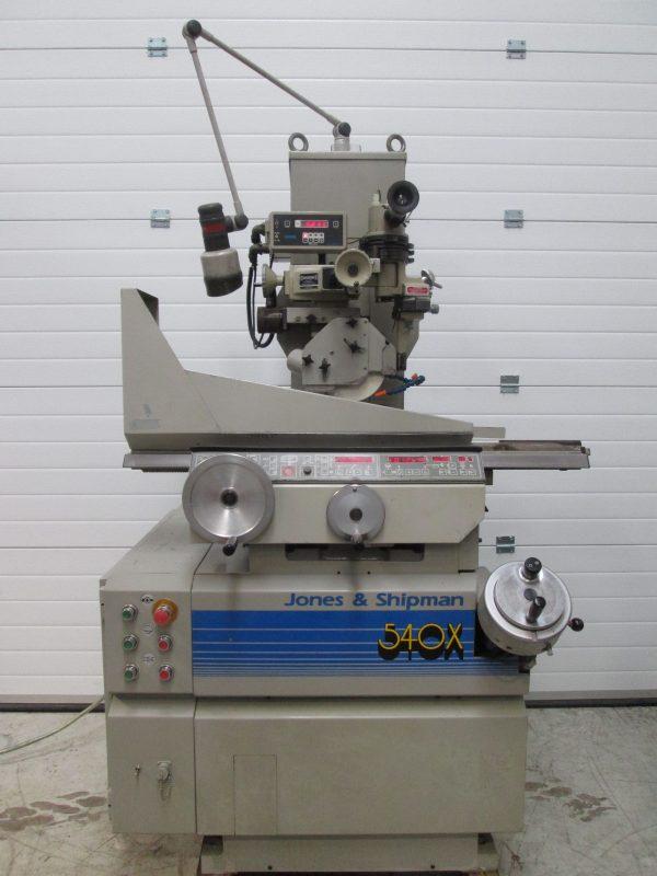 JONES & SHIPMAN 540X Surface Grinder