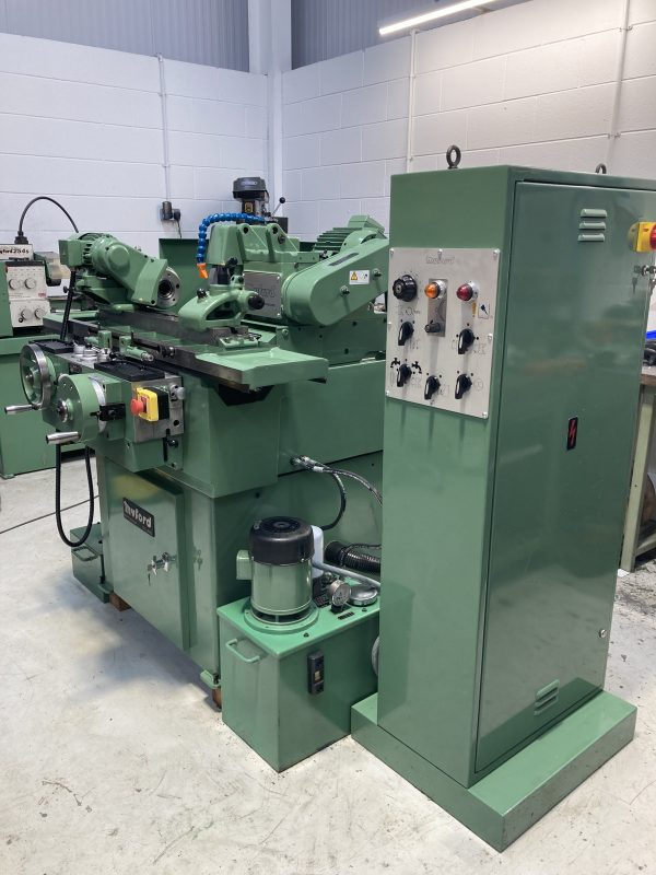 MYFORD MG12-HMR Hydraulic Cylindrical Grinder with Auto Retraction 1990