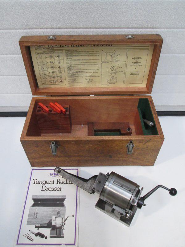 DIAFORM TRD Tangent Radius Dresser