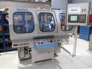 MYFORD MG12-CNC Cylindrical Grinder Year: 2001 With FANUC Control