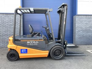 STILL R60-40 4000kg Electric Forklift Truck Year 2000 with New Battery's